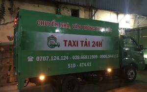Taxi Tải 24H - hình ảnh từ website taxitai24h.vn