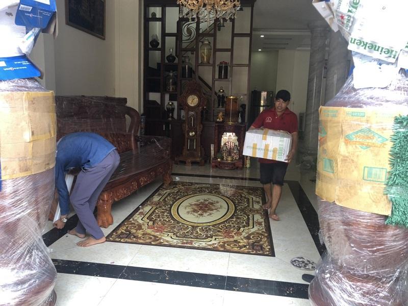 chuyển nhà Thành Hưng - hình ảnh từ website vantaithanhhung.com.vn