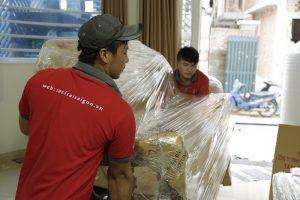 chuyển nhà Phú Nhuận Sài Gòn Express - hình ảnh từ website taxitaisaigon.vn