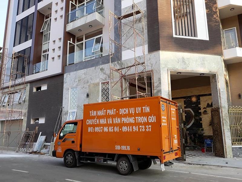 chuyển nhà Tâm Nhất Phát - hình ảnh từ website tamnhatphat.com